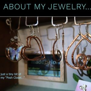 MadeByLori Jewelry - ABOUT MY JEWELRY: Real Jewelry, uniquely yours.